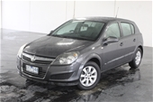 Unreserved 2009 Holden Astra CD AH (WOVR-Inspected)