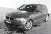 Unreserved 2008 BMW 1 20i E87
