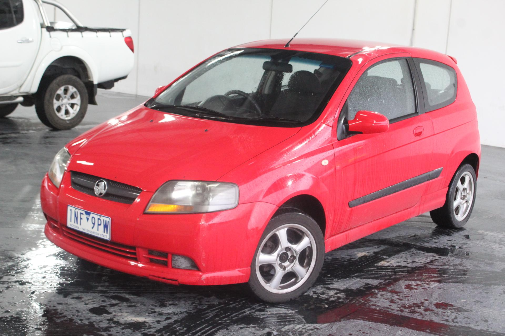 2007 Holden Barina TK Manual Hatchback