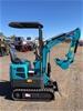 2019 Unused Mini Excavator with Attachments