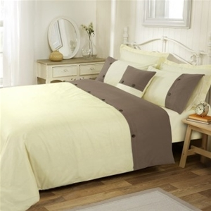 Amal Double Bed Quilt Cover Set by Anfor
