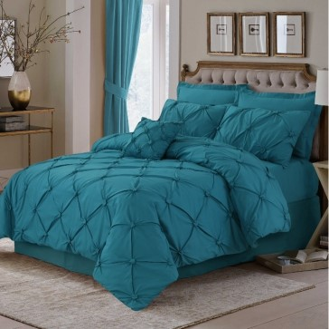 Pamplona Single Bed Quilt Cover Set by Anfora