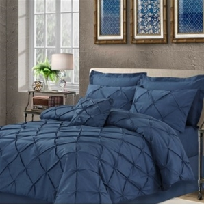 Panache Double Bed Quilt Cover Set by An