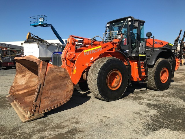 2016 Hitachi ZW310-5B Wheel Loader
