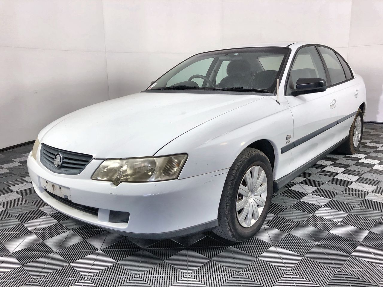 2002 Holden Commodore VY Executive Automatic Sedan