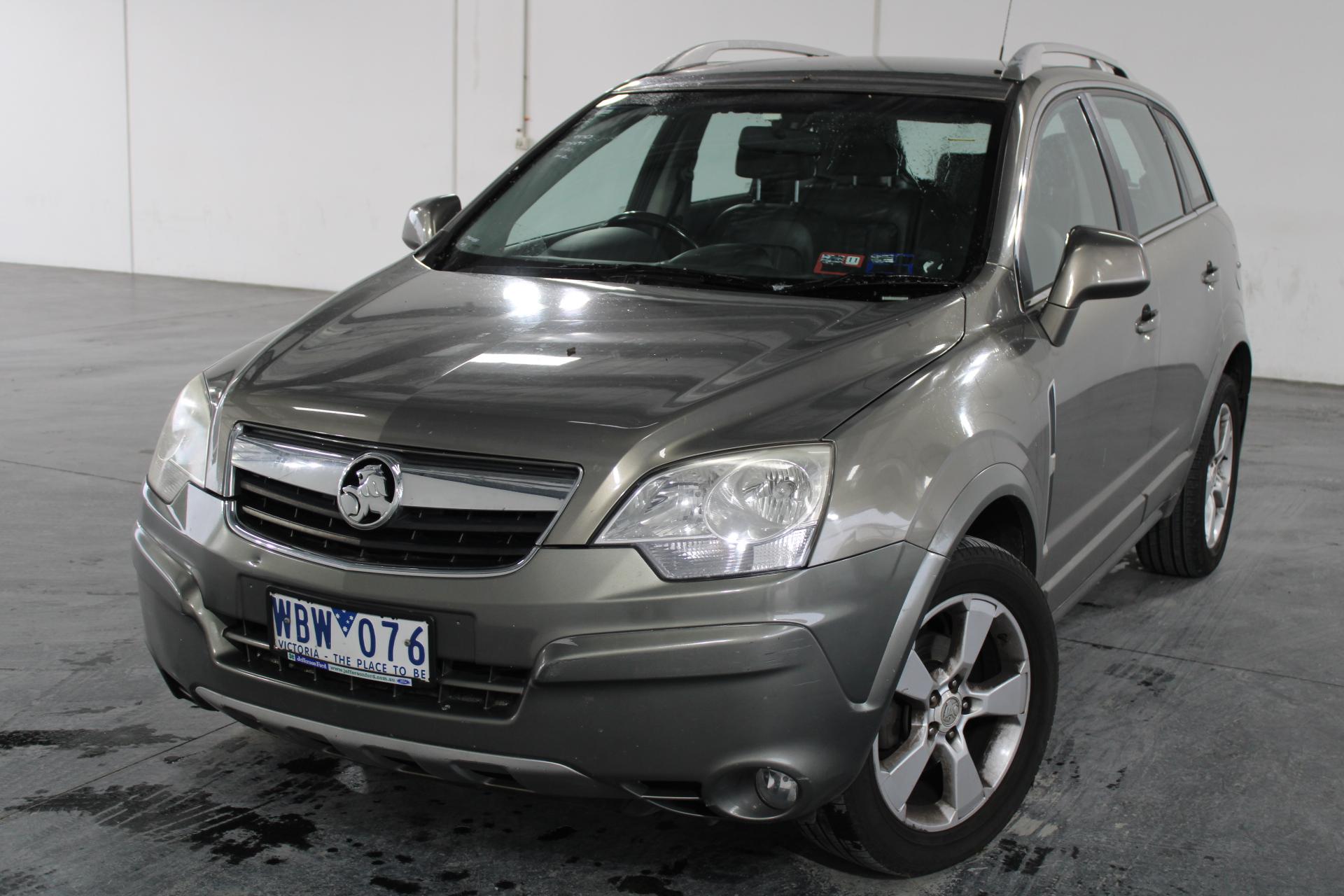 2007 Holden Captiva Maxx (4x4) CG Automatic Wagon