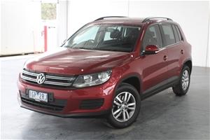 2012 Volkswagen Tiguan 118 TSI (4x2) 5N