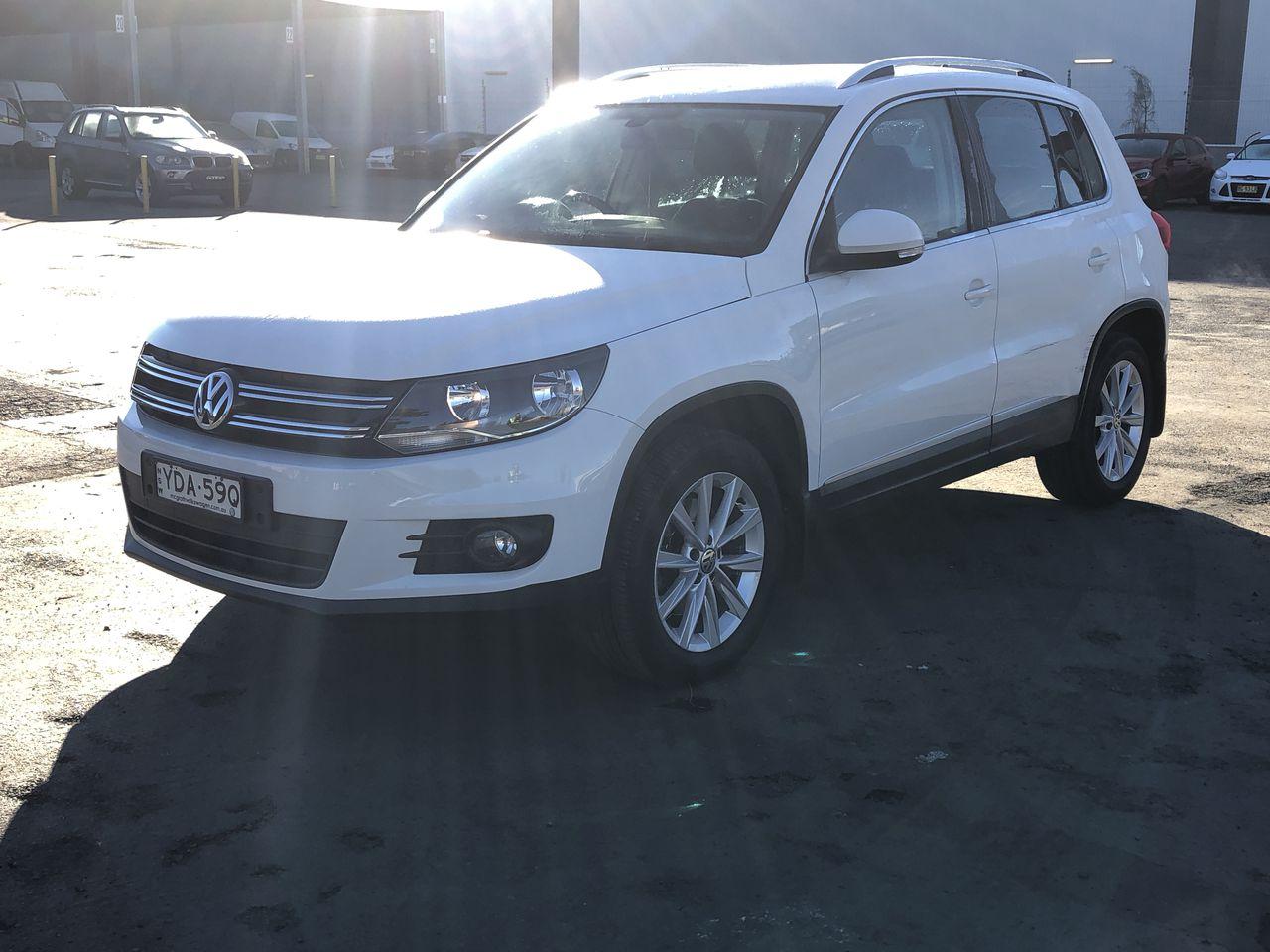 2012 Volkswagen Tiguan 115 TSI Auto SUV 85,690kms