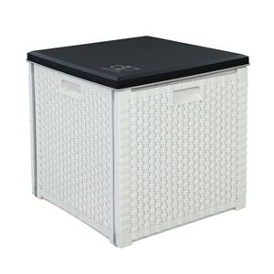 Gardeon Outdoor Storage Box Seat Bench D