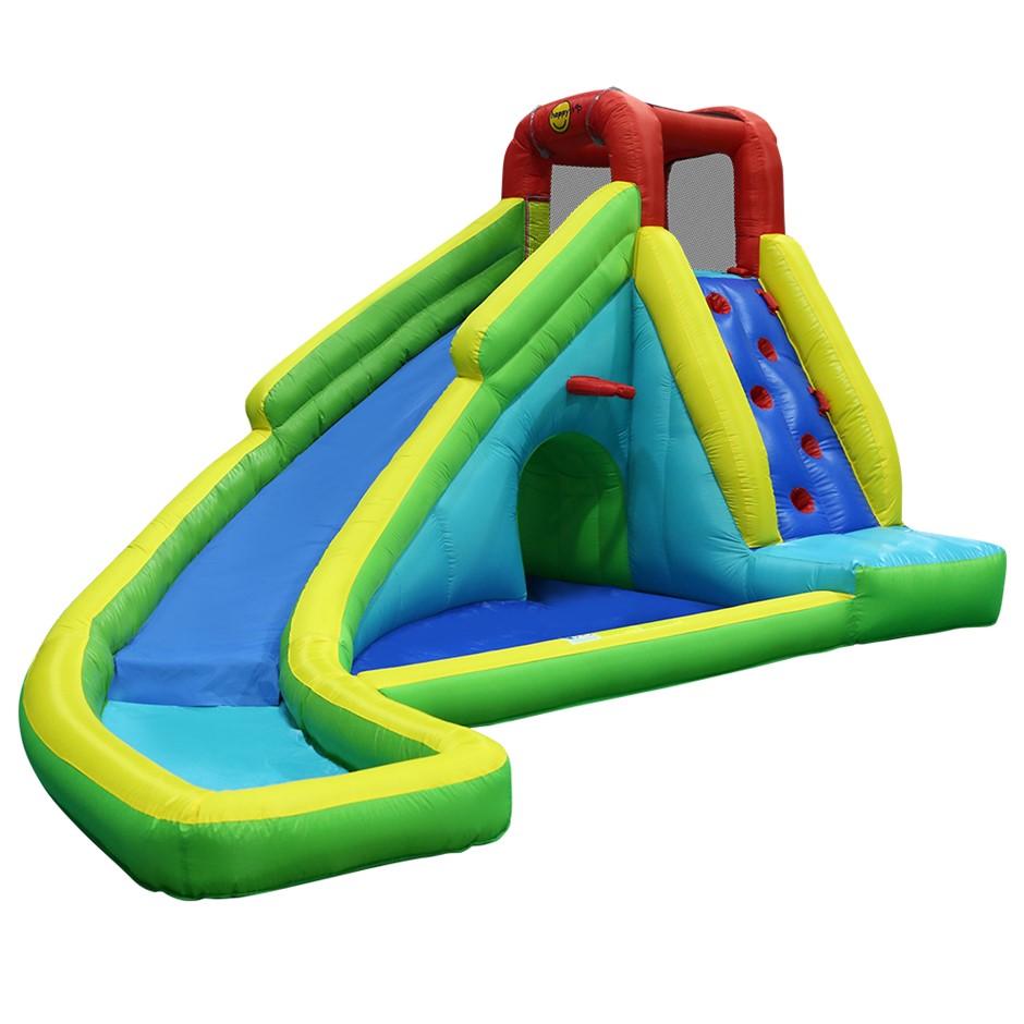 Happy Hop Inflatable Water Jumping Castle Bouncer Toy Windsor Slide Splash