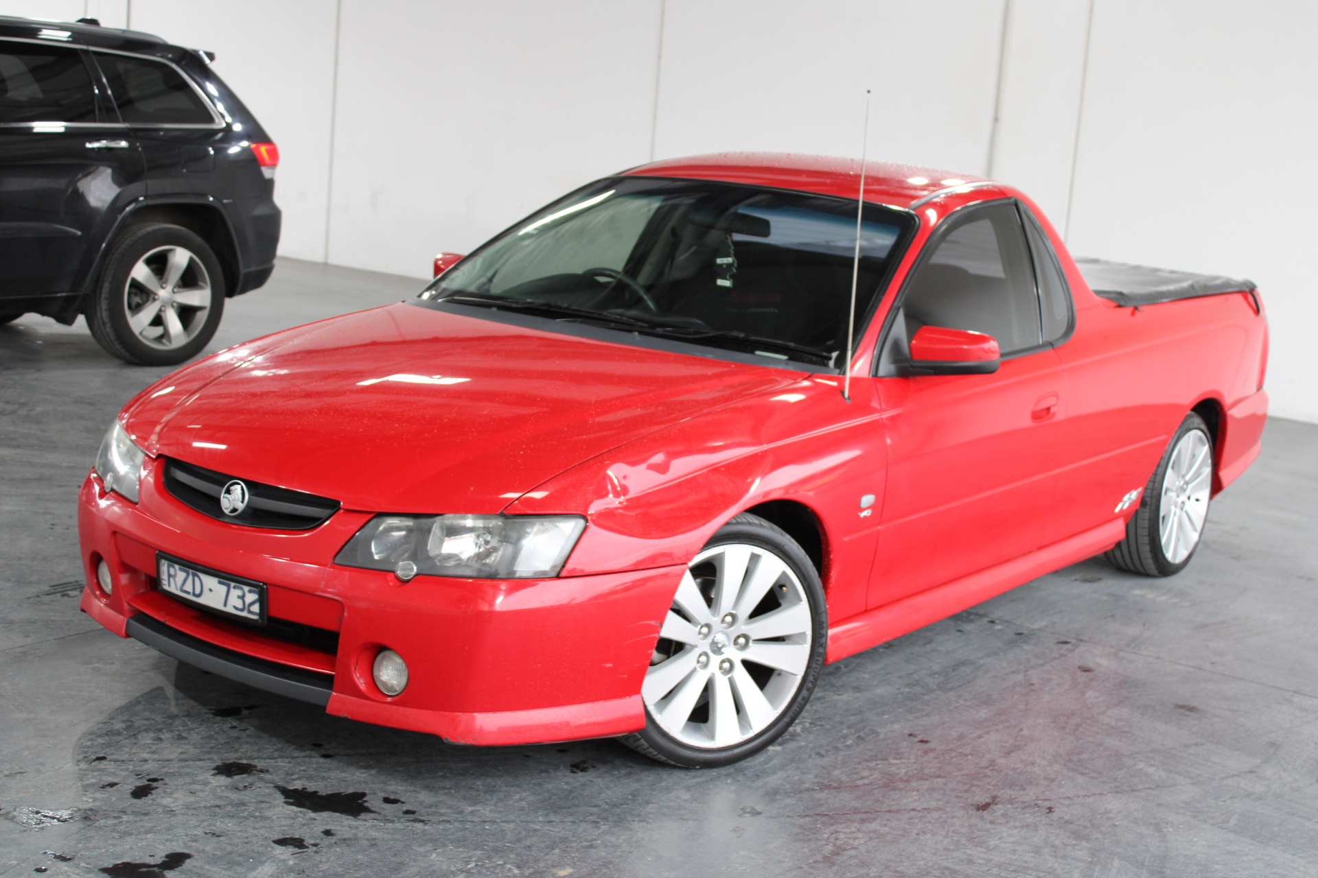 2002 Holden Commodore SS Y Series Automatic Ute