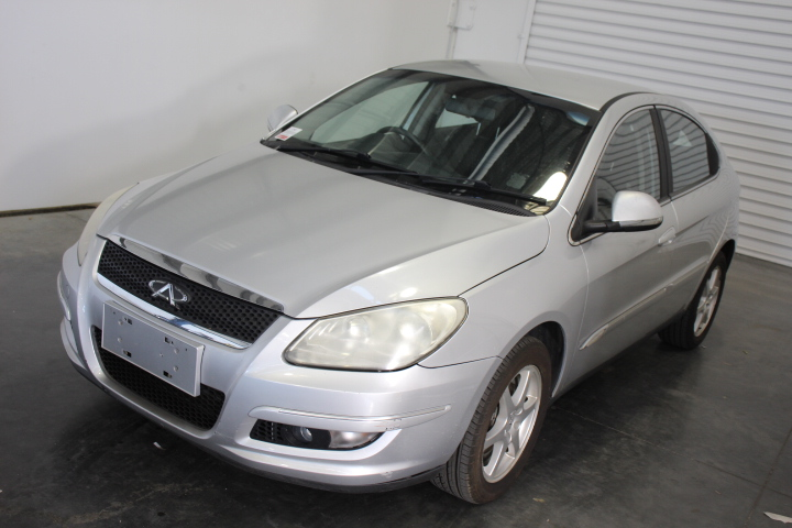 2011 Chery J3 Hatchback 84953 kms indicated