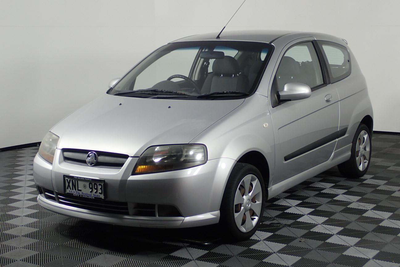 2007 Holden Barina TK Automatic Hatchback