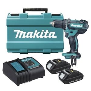 MAKITA 18V Drill Driver Kit c/w 2 x 1.5A