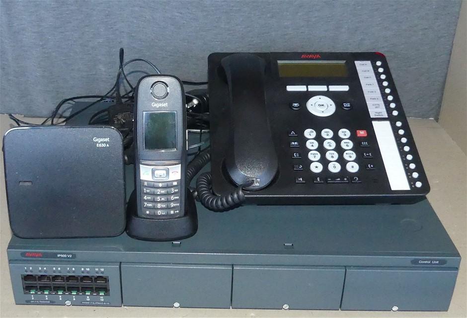 Avaya IP Office 500 V2 Phone System