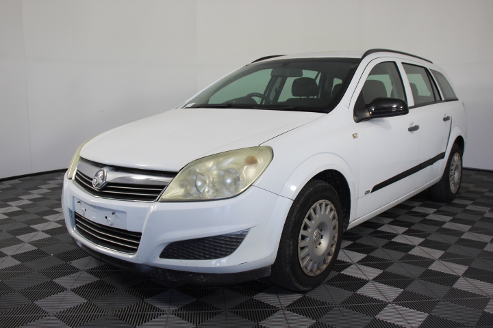 2008 Holden Astra CD AH Automatic Wagon(WOVR+INSPECTED)