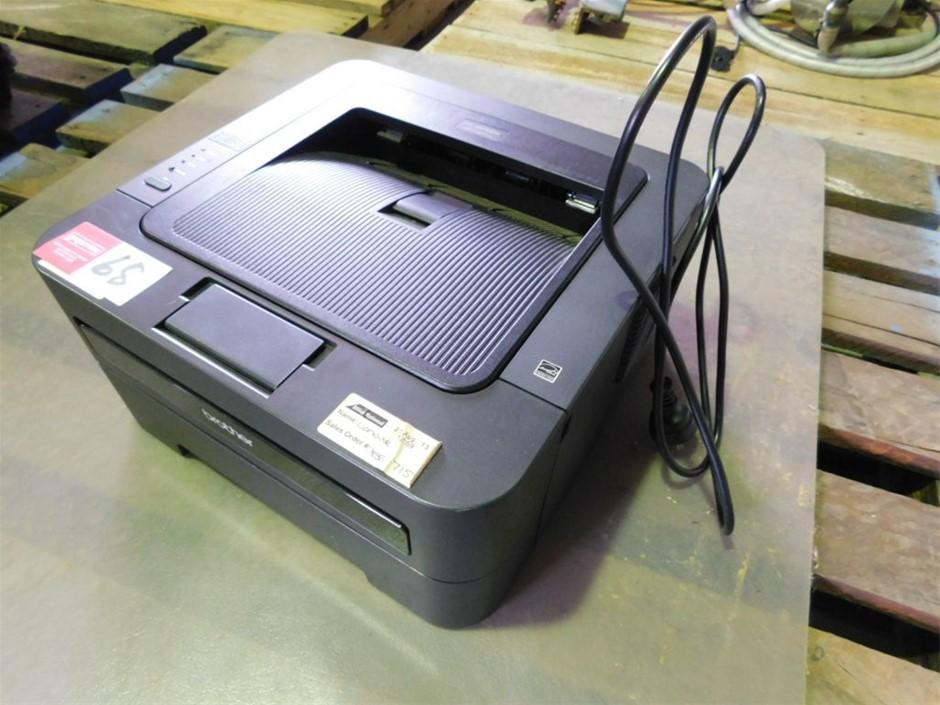 Printer, Brother, 4L-2270 DW