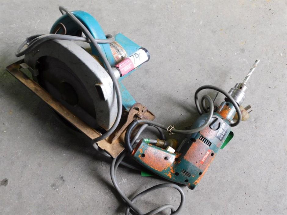 2x power tools