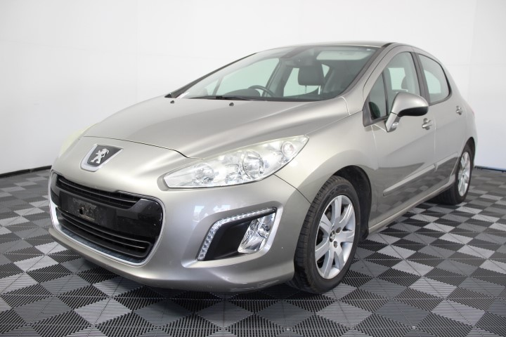 2011 Peugeot 308 ACTIVE HDi Turbo Diesel Automatic Hatchback 135,706km