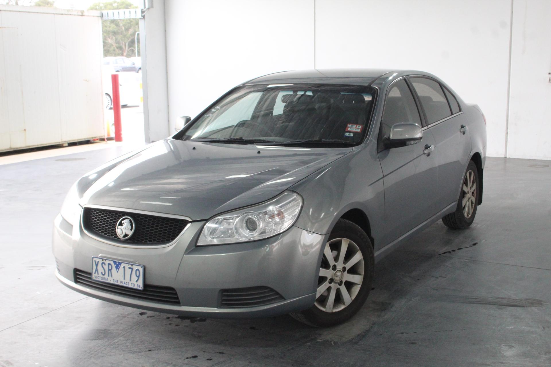 2010 Holden Epica CDX EP Automatic Sedan