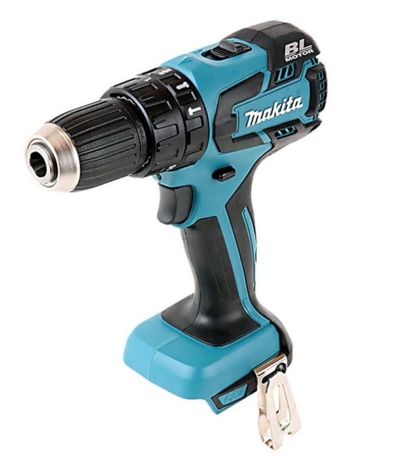 MAKITA 18V Brushless Drill Driver, Model DHP459 (Skin Only) N.B. Ex-Retail
