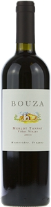 Bouza Old Vine Merlot Tannat 2011 (6 x 7