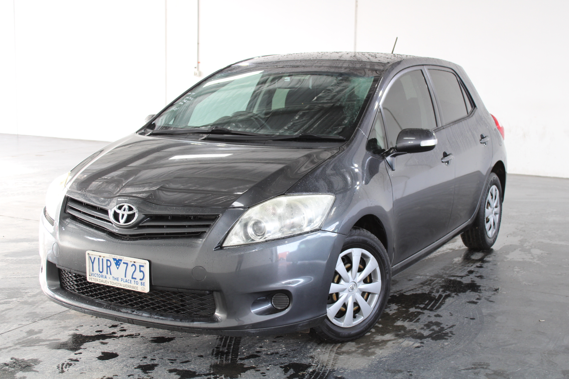 2011 Toyota Corolla Ascent ZRE152R Automatic Hatchback