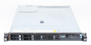IBM X3550 M4 Rackmount Server 16-Cores 1