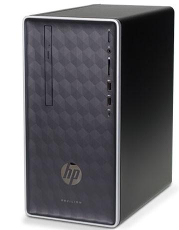 HP Pavilion 590-p0062a PC/i7-8700/16GB/2TB SATA/2GB AMD Rad 520