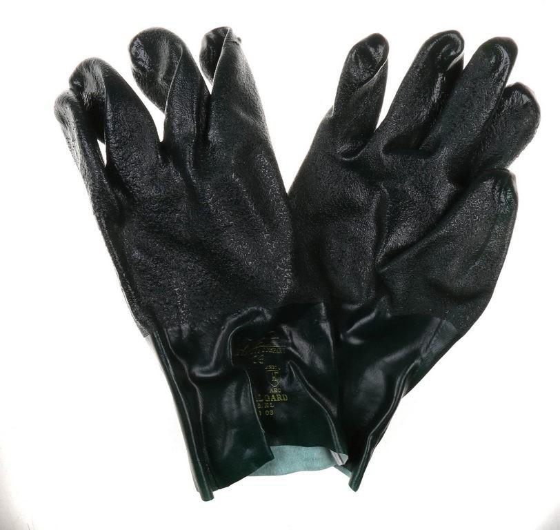 10 x MSA Metalgard Heavy Duty Gloves, Size XL, Double Palm Coat, Jersey Lin