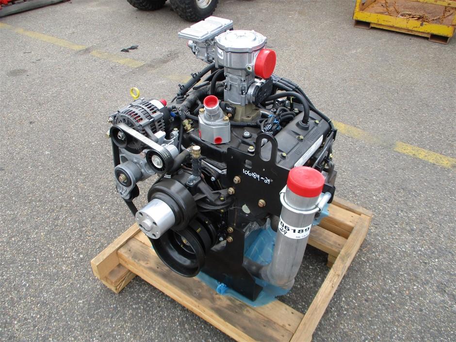 2012 GM Power Solutions Industrial Engine (Vortec)
