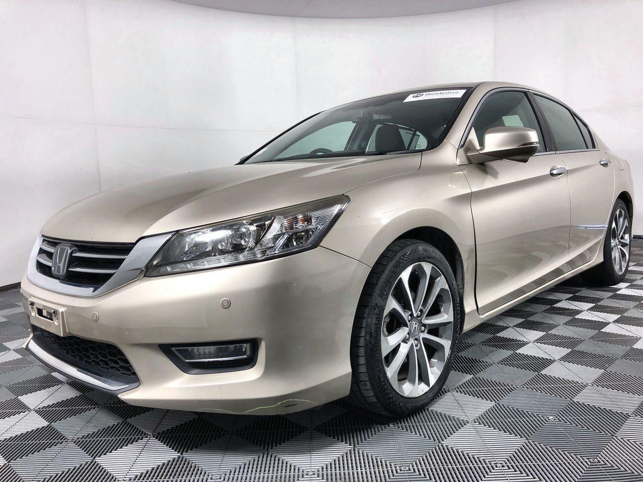 2013 Honda Accord V6-L 9TH GEN Automatic Sedan - Brisbane