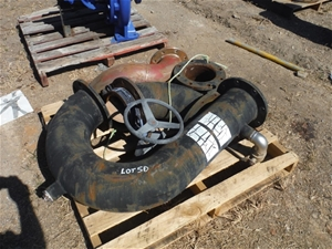 Pallet of Various Piping & Valve to Suit
