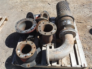 Pallet of Pipe Fittings