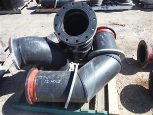 Pallet of Polley Bends