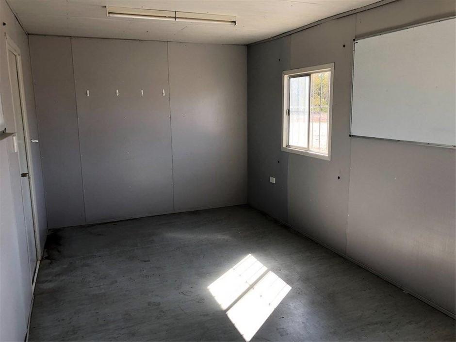 6m x 3m Portable Building Auction (0003-7023635 ...