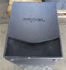 Proel FLASH15SA Subwoofer