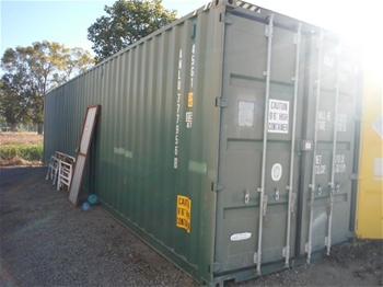 40` Highcube Container