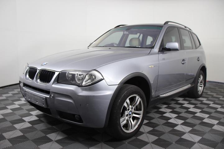 2005 MY06 BMW X3 3.0d T/Diesel Auto 127,163 km's
