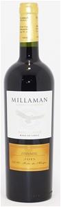 Millaman Limited Reserve Zinfandel 2015