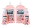 4 x PALMOLIVE Foaming Japanese Cherry Blossom Handwash 1L & 250ml. Buyers N