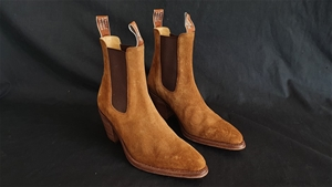 Pair of Ladies RM Williams Suede Boots