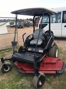 """Toro 72"""" Groundmaster Commercial Mower"""