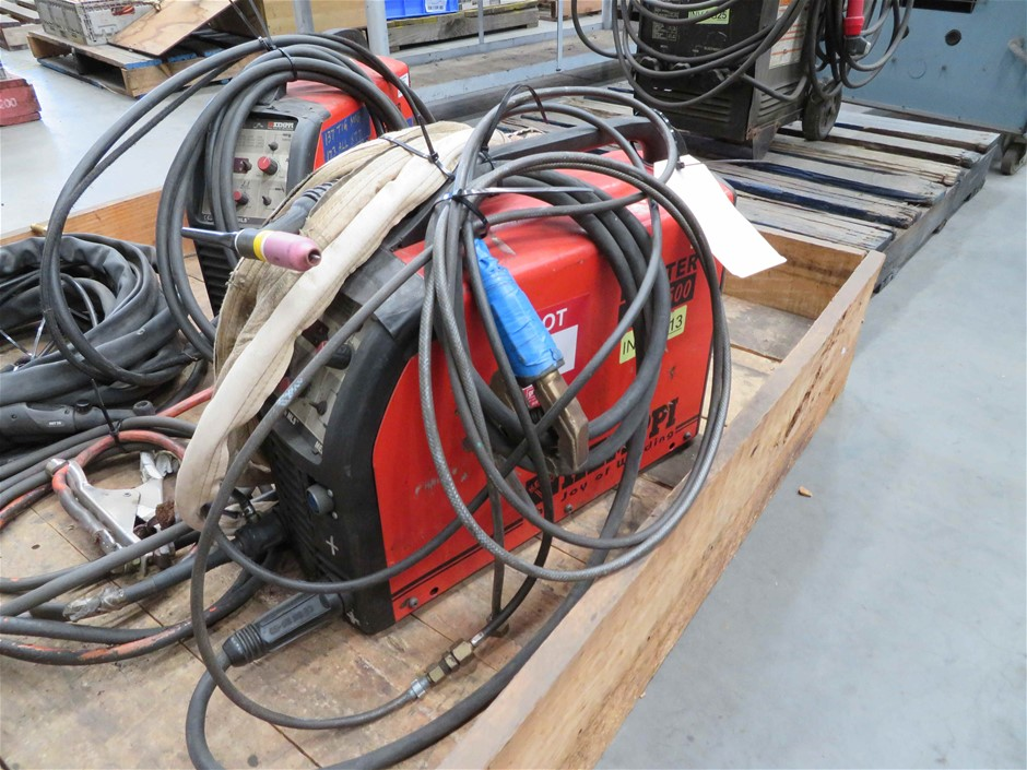 Bossweld Arc Welder Review