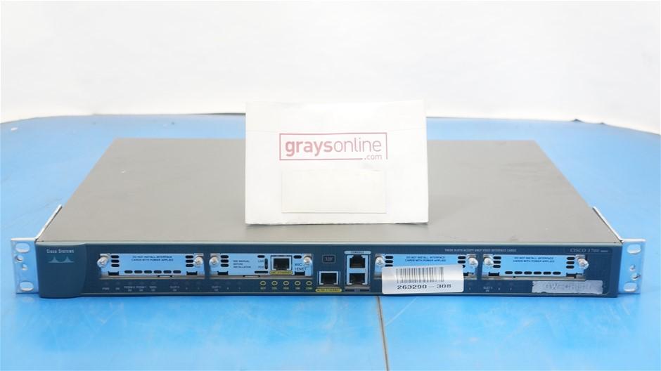 Cisco 1760 Router