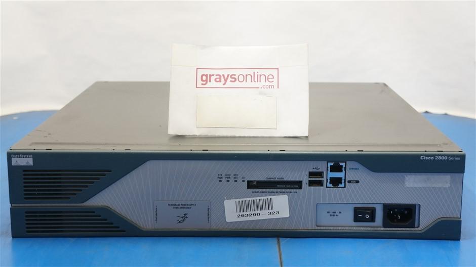 Cisco Cisco 2821 Router