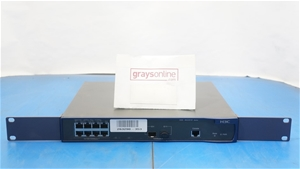 HP A3000-8G PoE+ Wireless Switch JD450A
