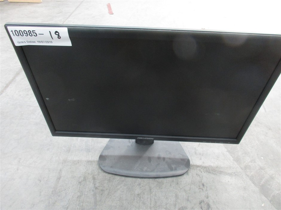Hikvision DS-D5022QE-B Monitor