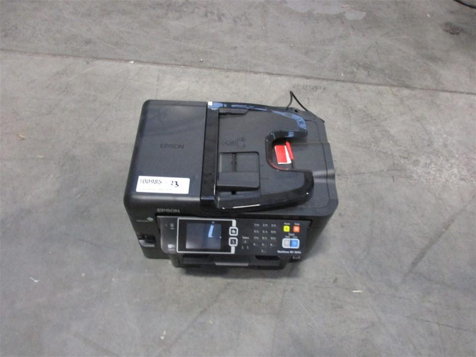 EPSON C481E Scanner Printer