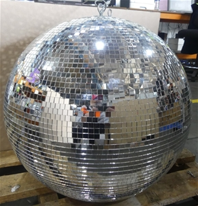 1 x Disco ball appropx 55cm